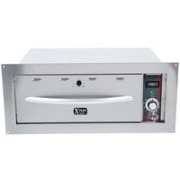 APW Wyott HDDSi-1B Slimline Built-In Single Drawer Warmer - 240V