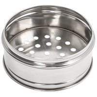 Town 36504 4 1/2 inch Stainless Steel Dim Sum Steamer - 12/Pack
