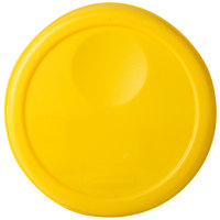 Rubbermaid FG572200YEL Yellow Lid for 2, 4 Qt. Round Food Storage Containers