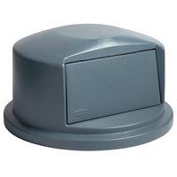 Rubbermaid FG263788GRAY BRUTE Gray Dome Top for FG263200 Containers 32 Gallon