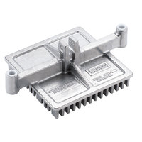Nemco 55823 Push Plate and Bushing Assembly for 2 inch Square Easy Lettuce Kutter