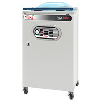 Orved VM18HN Floor Height Chamber Vacuum Packaging Machine with 16 7/16 inch Seal Bar and Digital Controls