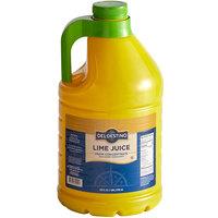 100% Lime Juice 1 Gallon Bottle