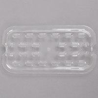 Rubbermaid FG113P24CLR 1/4 Size Clear Drain Tray