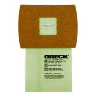 Oreck PKBB12DW Vacuum Bag for BB900-DGR Canister Vacuum Cleaner - 12/Pack