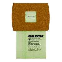 Oreck PKBB12DW Vacuum Bag for BB900-DGR Canister Vacuum Cleaner - 12/Pack
