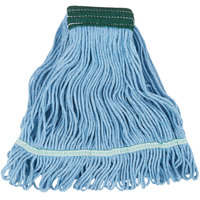 Continental Wilen A02602 J.W. Atomic Loop™ 24 oz. Blue Blend Loop End Mop Head with 5 inch Band