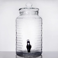 Core 1 Gallon Glass Beverage Dispenser