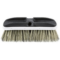 Carlisle 362196600 10 inch Wall and Truck Soft Bristle Brush