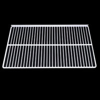 True 921946 White Coated Wire Shelf - 12 1/2 inch x 20 5/8 inch