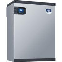 Manitowoc IBT1020C Indigo NXT QuietQube 22 inch Remote Condenser Half Size Cube Ice Machine for Beverage Dispensers - 1150 lb.