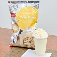 Big Train 3.5 lb. Cake Batter Blended Creme Frappe Mix