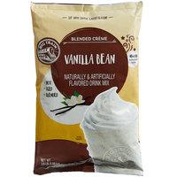 Big Train 3.5 lb. Vanilla Bean Blended Creme Frappe Mix