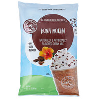 Big Train 3.5 lb. Kona Mocha Blended Ice Coffee Mix