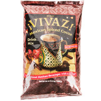 Big Train Vivaz Mexican Spiced Cocoa Drink Mix - 3.5 lb.