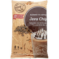 Big Train Java Chip Blended Ice Coffee Mix - 3.5 lb.