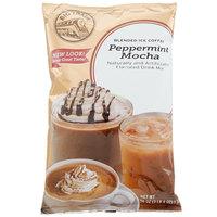 Big Train 3.5 lb. Peppermint Mocha Blended Ice Coffee Mix