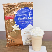 Big Train 3.5 lb. Vanilla Latte Blended Ice Coffee Mix