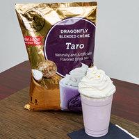 Big Train 3.5 lb. Dragonfly Taro Blended Creme Frappe Mix