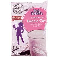 Big Train 3.5 lb. Bubble Gum Kidz Kreamz Blended Creme Frappe Mix