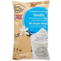 Big Train No Sugar Added Vanilla Blended Ice Coffee Mix - 3.5 lb.