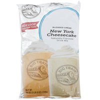 Big Train New York Cheesecake Blended Creme Frappe Mix - 3.5 lb.
