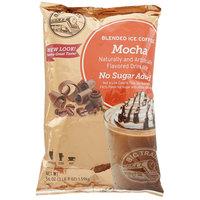 Big Train No Sugar Added Mocha Blended Ice Coffee Mix - 3.5 lb.