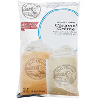 Big Train Caramel Creme Blended Creme Frappe Mix - 3.5 lb.