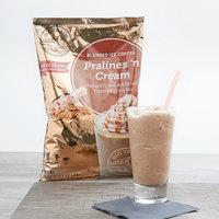 Big Train 3.5 lb. Pralines 'N Cream Blended Creme Frappe Mix
