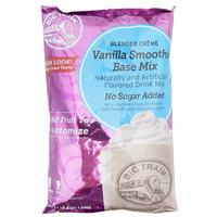 Big Train No Sugar Added Vanilla Smoothie Mix - 3.5 lb.