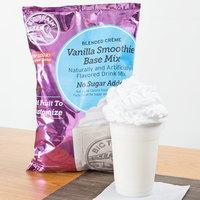 Big Train 3.5 lb. No Sugar Added Vanilla Smoothie Mix