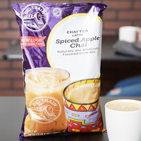 Big Train 3.5 lb. Spiced Apple Chai Tea Latte Mix
