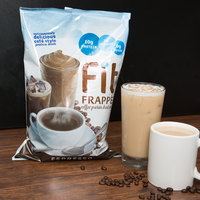 Big Train 3 lb. Fit Frappe Espresso Protein Drink Mix