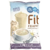 Big Train 3 lb. Fit Frappe Vanilla Protein Drink Mix
