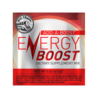 Big Train 2 gram Add-A-Boost Energy Boost Dietary Supplement   - 300/Case