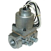 All Points 54-1158 Gas Solenoid Valve; 1/2 inch FPT; 208/240V