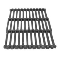 All Points 24-1156 17 1/16 inch x 12 inch Cast Iron Bottom Grate