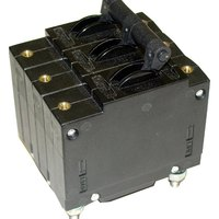 All Points 42-1460 50 Amp 3 Pole Circuit Breaker - 277V