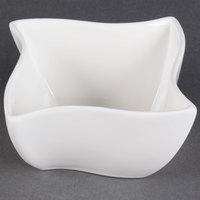 American Metalcraft Prestige SQVY10 4.75 Qt. Wave Porcelain Bowl