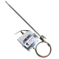 All Points 48-1019 Safety Hi-Limit Thermostat; Type LCH with Manual Reset; Temperature 450 Degrees Fahrenheit; 24 inch Capillary