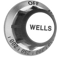 Star WS-50259 Equivalent 2 3/8 inch Grill Thermostat Knob (Off, 200-450)