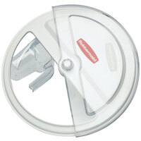Rubbermaid 9G76 ProSave Rotating Lid with 2 Cup Scoop (FG9G7600WHT)