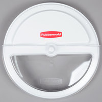 Rubbermaid FG9G7600WHT ProSave Rotating Lid with 2 Cup Scoop