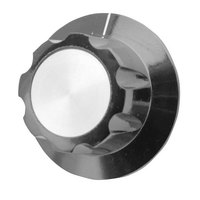 All Points 22-1106 2 inch Oven Knob with Pointer