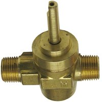 All Points 52-1127 Gas Valve; 1/2 inch Gas In / Out