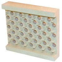 All Points 28-1032 Ceramic Radiant; 3 13/16 inch x 4 3/8 inch