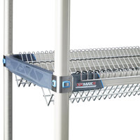 Metro DR60S MetroMax iQ Stainless Steel Drop-in Rack 24 inch x 57 7/8 inch x 5 1/4 inch