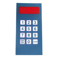 All Points 22-1535 Steamer Timer Control Panel Label