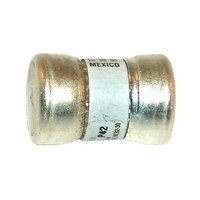 Hatco R02.03.032.02 Equivalent 9/16 inch x 7/8 inch 50 Amp Very Fast Acting T-Tron Space Saver Fuse - 300V