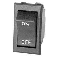 Blodgett M5133 Equivalent On/Off Rocker Switch - 10A/250V, 15A/125V